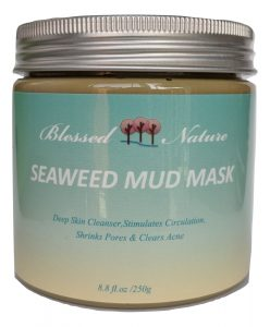 seaweed mud mask